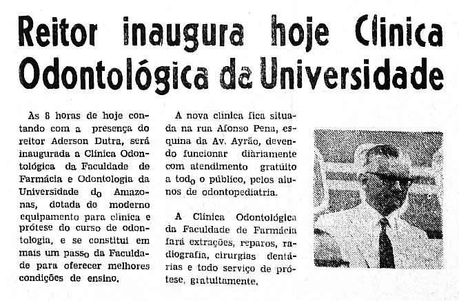 Clínica Odontológica da Universidade do Amazonas