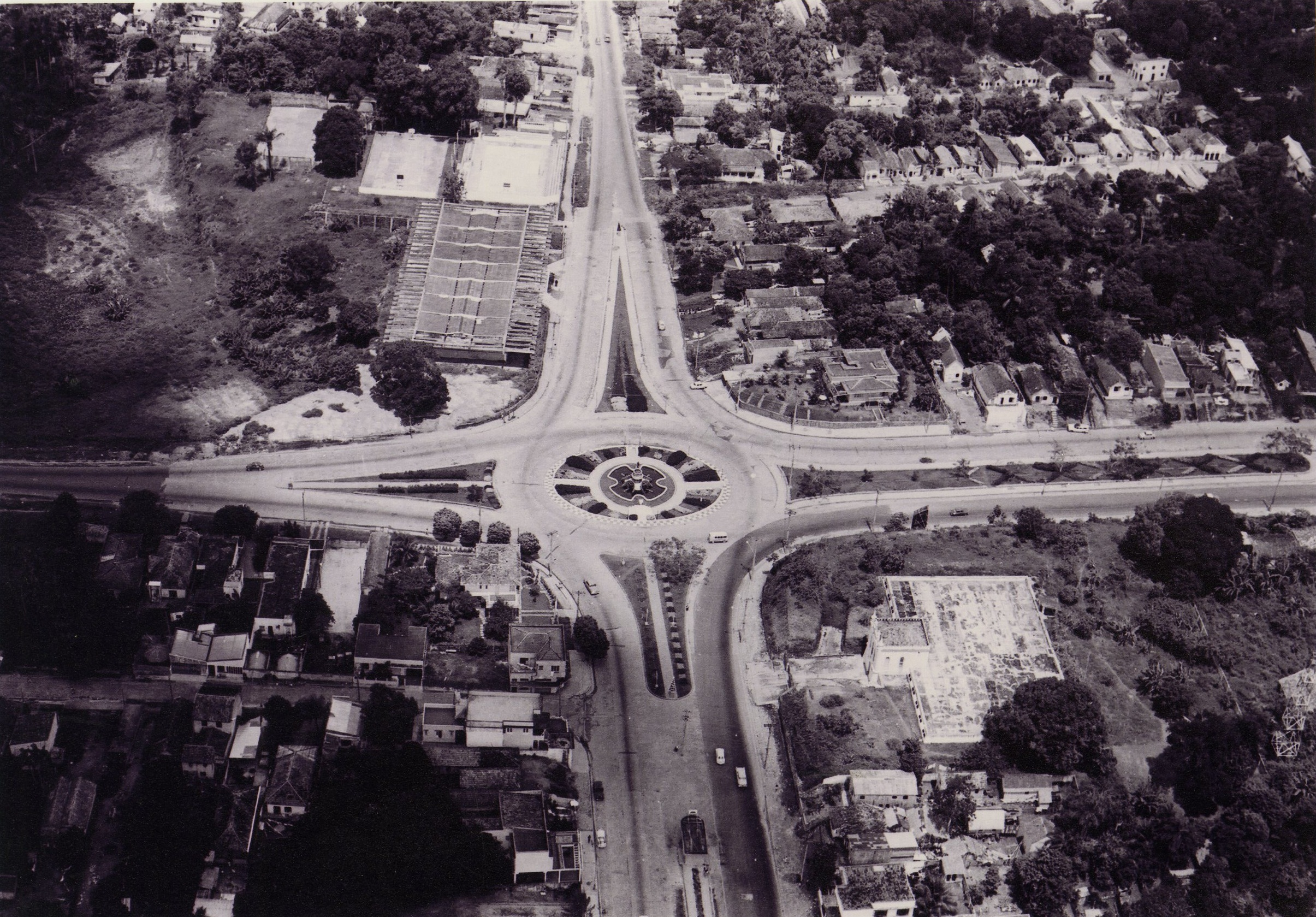 Rotatória do Boulevard