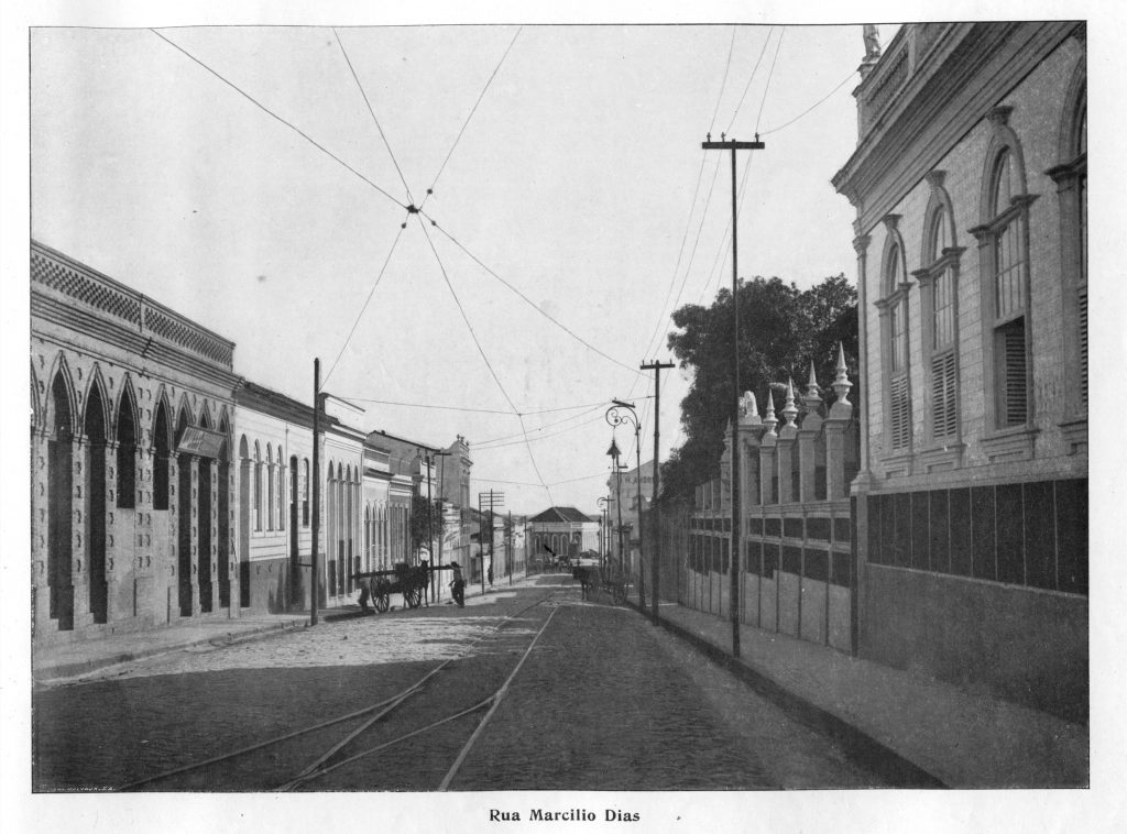 Rua Marcílio Dias: Uma Parte do Centro de Manaus