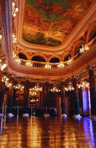 Durango Duarte - Salão Nobre do Teatro Amazonas