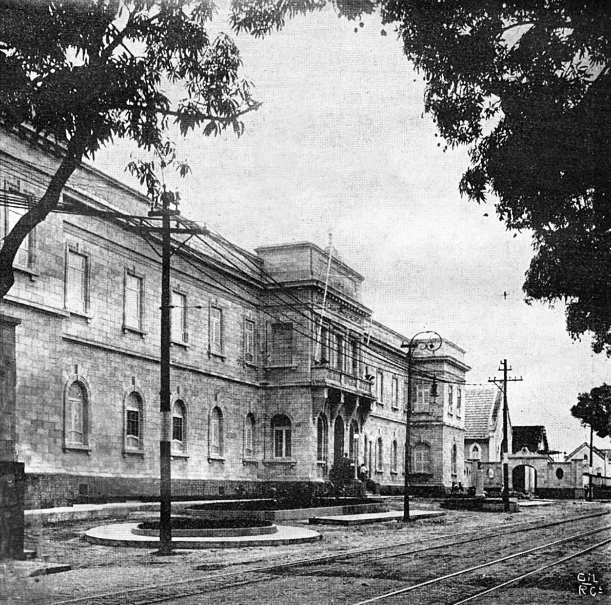 Fotografia da Santa Casa de Misericórdia - Instituto Durango Duarte