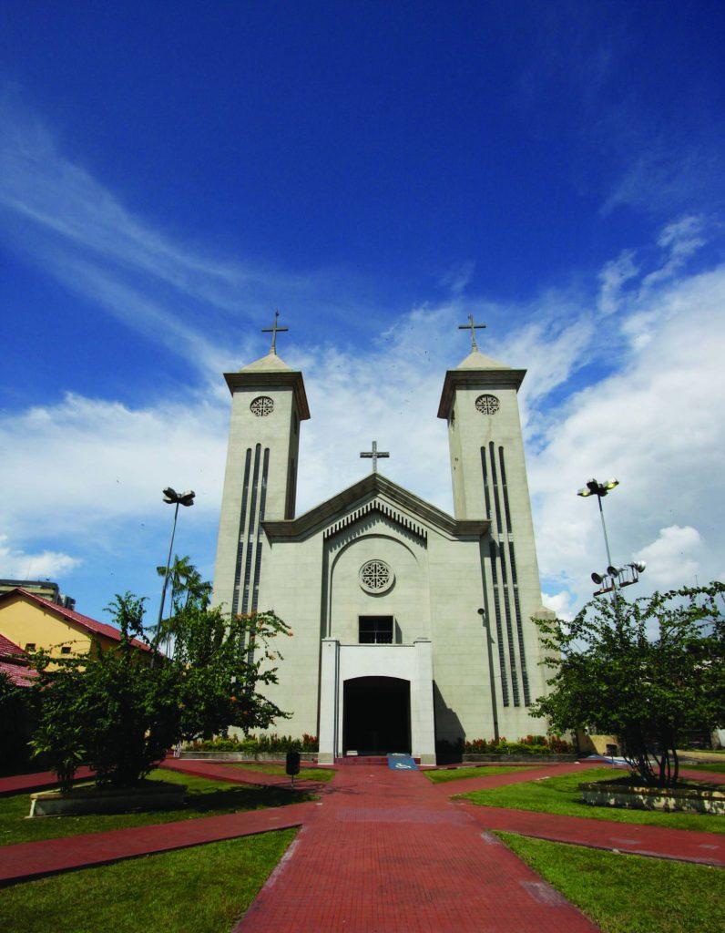 Santuário de Nossa Senhora Aparecida - Instituto Durango Duarte