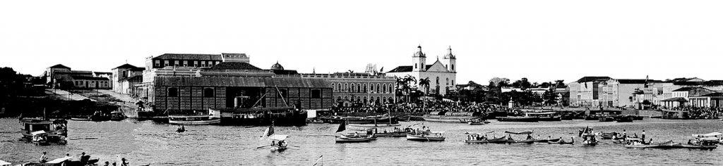 Trapiche 15 de Novembro construído em 1890