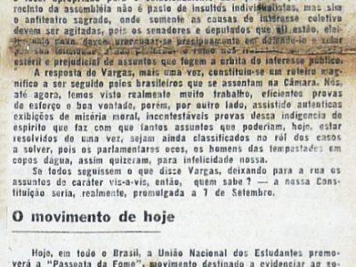 Getúlio Vargas e a Constituinte