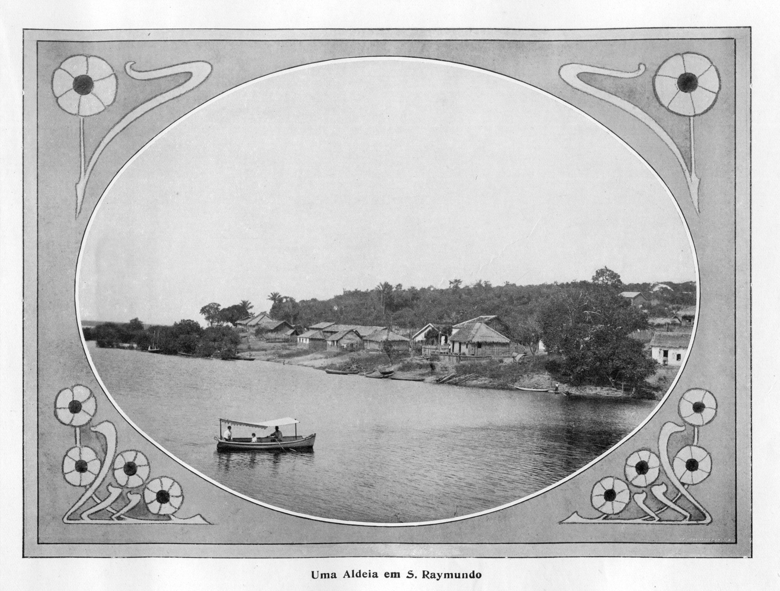 Aldeia em São Raimundo