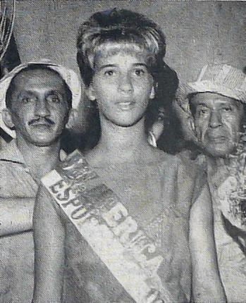 A Rainha do Carnaval do Sul América