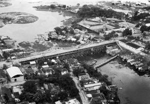 Ponte Benjamin Constant ou Ponte da Cachoeirinha