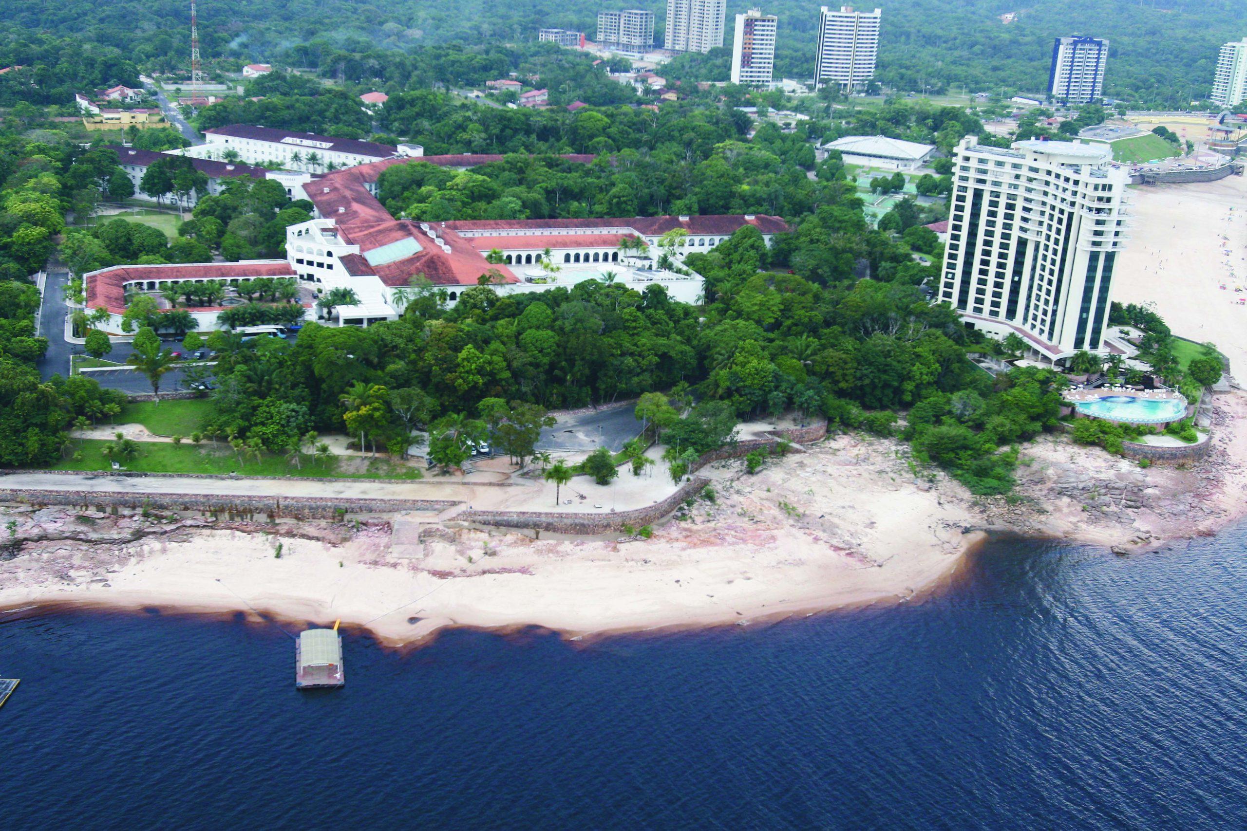 Vista Aérea do Tropical Hotel