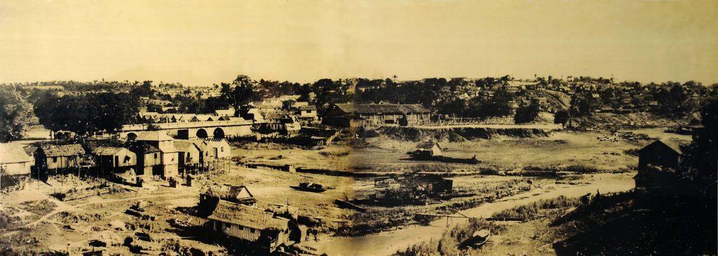 Vista da Ponte Ephigênio de Salles