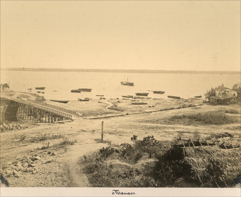 Álbum Vistas de Manaus
