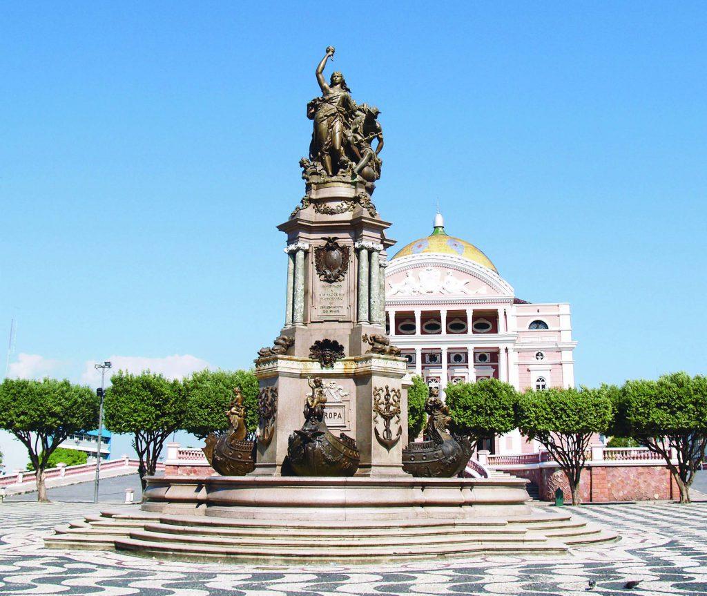 Monumento em Homenagem à Abertura dos Portos
