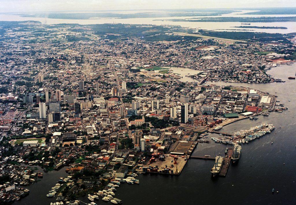 Porto de Manaus e Manaus Moderna - Instituto Durango Duarte