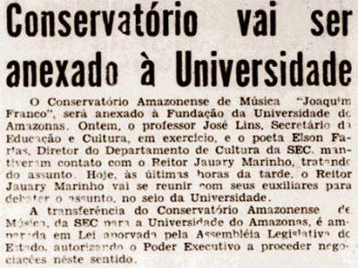 Conservatório Amazonense de Música