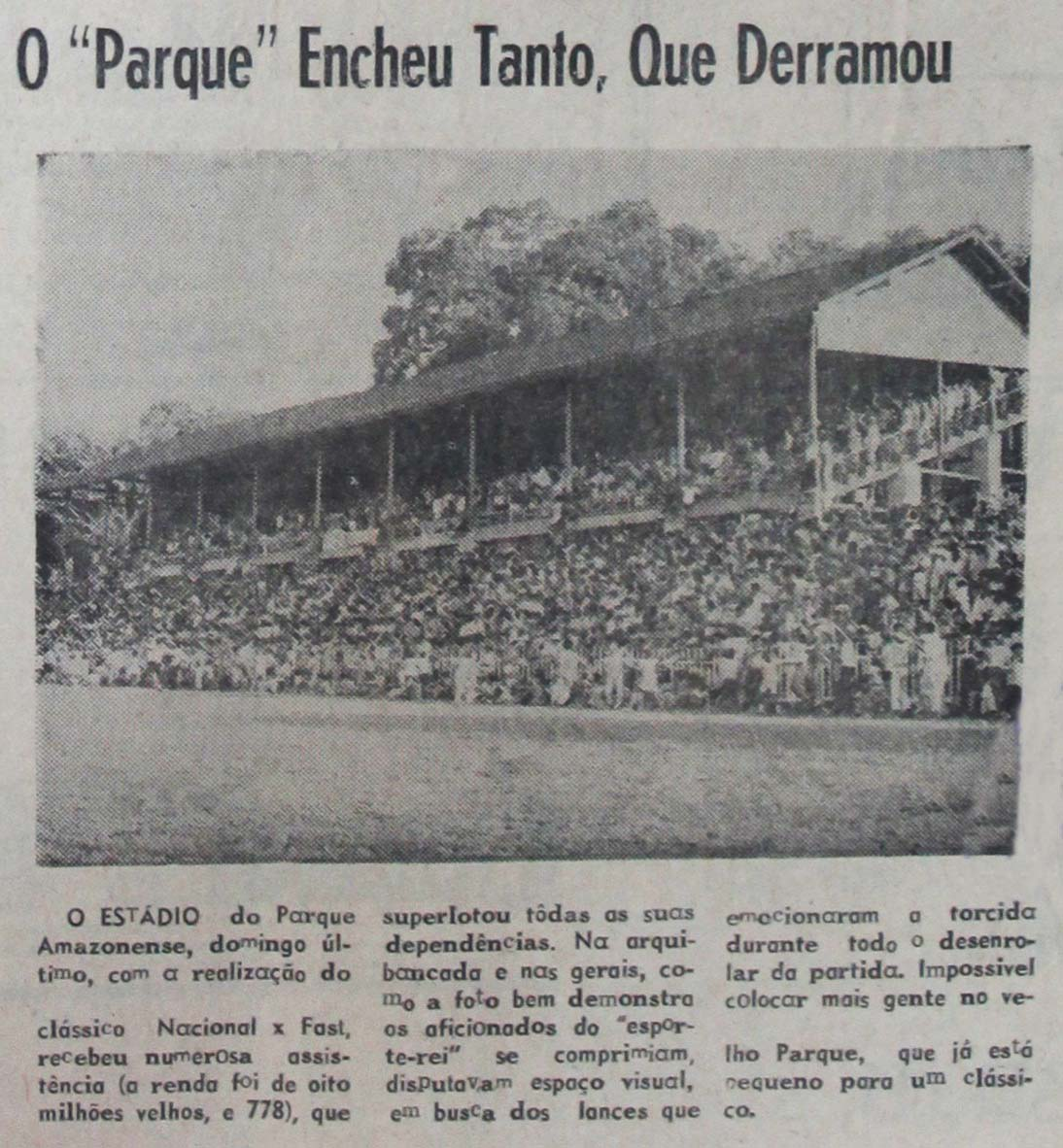 Estádio do Parque Amazonense