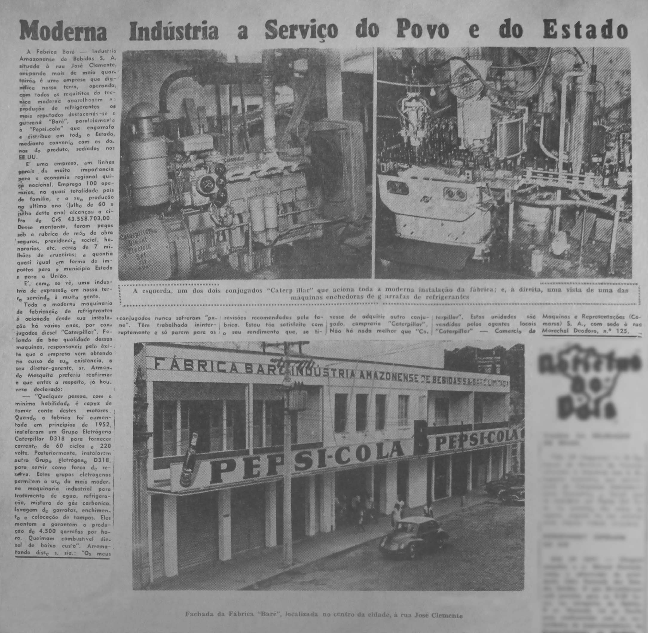 A Moderna Fábrica Baré