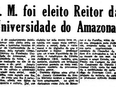 Jauary Guimarães: o Novo Reitor da UA