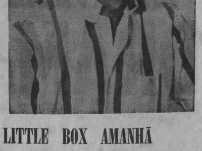 Little Box, o Show Man da Música