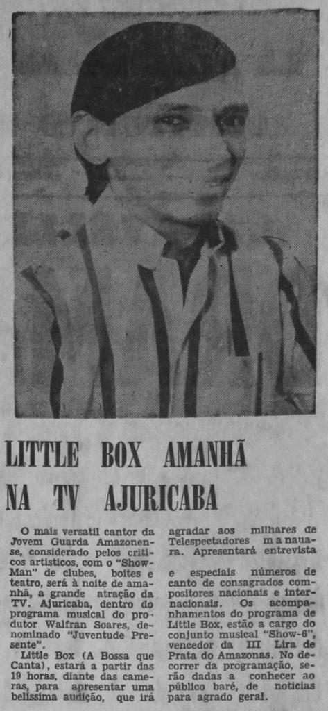 Little Box o Show Man da Música