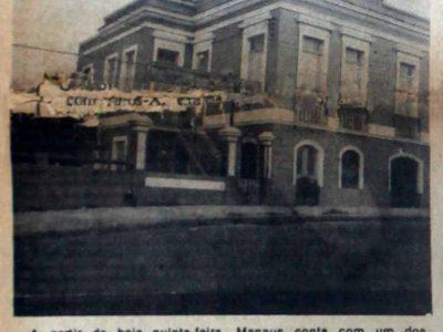 Manaus ganha um moderno Hospital, década de 1980