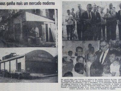 O Novo Mercado Dorval Porto