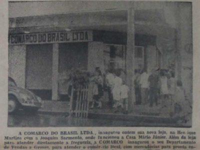 Comarco do Brasil Inaugura Nova Loja em Manaus