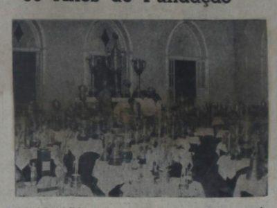 56 anos de Fundação do Nacional Futebol Clube