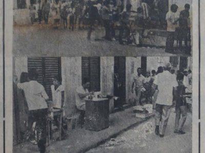 A Rua Marechal Deodoro