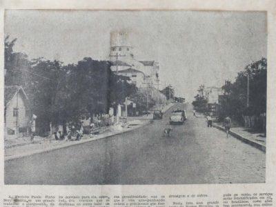 Alargamento da Rua Ramos Ferreira