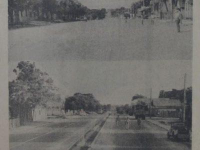 Rua Waupés atual avenida Castelo Branco