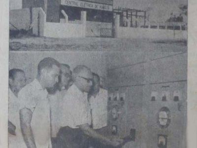 Inauguração da Celetramazon em Humaitá